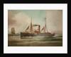 SS Ellan Vannin by J. Bourne