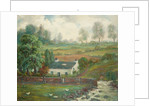 Cottage near Laxey by E. William Kneen