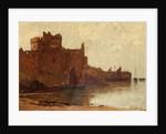 Peel Castle by Richard Wane