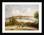 Douglas from Castle Hill Garden by Will Johnson