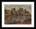 Peel Castle by Thomas Chansell