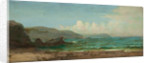 Coastal scene looking south from Niarbyl by Charles Auty