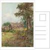 Ballaterson, Ballaugh by Henry John King