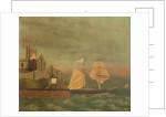 The schooner 'Vixen' by Anonymous