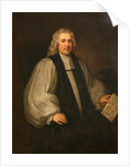 Portrait of Thomas Wilson D.D. Bishop of Sodor and Man by Charles Philips