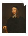 Portrait of Samuel Rutter by Anonymous