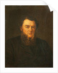Portrait of Hugh Stowell Brown (1823-1886) by Edwin Long