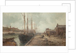 Peel Quay and Harbour by William Edward Webb