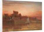 Peel Castle by George Goodwin