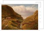 A Glen near Peel by George Goodwin
