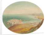 Peel Castle and Bay by George Goodwin
