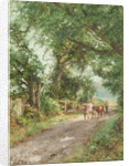 Curraghs, Ballaterson near Ballaugh by Henry John Yeend King
