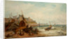 Peel Castle and Shore by Henry James Holding