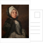 Portrait of Esther Taubman nee Christian by George Romney