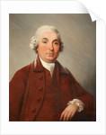 Deemster John Taubman (1694-1763) by G. Coter
