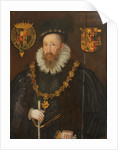 Portrait of Henry Stanley, Fourth Earl of Derby by Anonymous