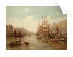 Douglas Harbour by William Edward Webb