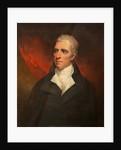 Portrait of John Christian Curwen MP MHK by John James Halls