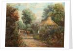 Cottage Near Sulby by Raymond Dearn