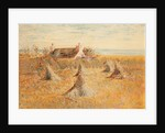 Harvest Scene by William James Merritt