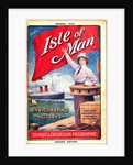 The Isle of Man Steam Packet Co.'s Tourist & Excursion Programme Season 1914, Official Guide by Isle of Man Steam Packet Co. Ltd.