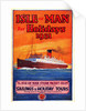 Sailings & Holiday Tours Season 1931 by Isle of Man Steam Packet Co. Ltd.