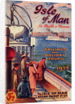 Sailings & Holiday Tours Season 1933 by Isle of Man Steam Packet Co. Ltd.