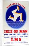 Pleasure Island Isle of Man for Happy Holidays by British Railways