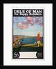 Isle of Man for Happy Holidays Douglas Bay by P. Chisholm