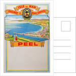 Isle of Man Railway and Road Services Peel by Isle of Man Railway Co.