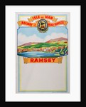 Isle of Man Railway and Road Services Ramsey by Isle of Man Railway Co.