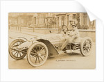 C. Jarrott in a Wolseley,1904 Gordon Bennett Trials by Anonymous