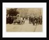 S. Girling in a Wolseley, 1904 Gordon Bennett Trials by Anonymous