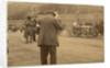 W.T. Clifford Earp in a Napier, 1904 Gordon Bennett Trials by Anonymous