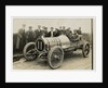 Leslie Porter in a Calthorpe, 1908 Tourist Trophy motorcar race by Anonymous