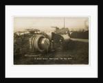 1908 Tourist Trophy motorcar crash by Anonymous