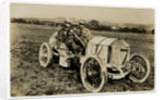 No.7 Métallurgique, 1908 Tourist Trophy motorcar race by Anonymous