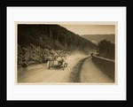 Cecil G. Cathie (owner) and Richard Crossman (driver), 1914 Tourist Trophy motorcar race by Anonymous