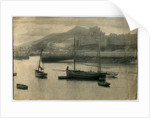 Peel Harbour and Castle by George Bellett Cowen
