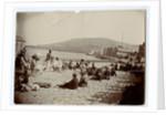 Ramsey Promenade, with Allan and Bill Kier's minstrels by Thomas Horsfell Midwood