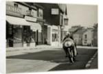 Tarquino Provini aboard MV Agusta (number 6), 1958 250 TT (Tourist Trophy) by T.M. Badger