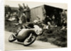 Dave Chadwick aboard Norton (number 31), 1958 Senior TT (Tourist Trophy) by T.M. Badger