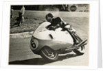 Liberati, TT (Tourist Trophy) rider riding as number 6 by T.M. Badger
