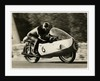 Liberati (?), TT (Tourist Trophy) rider riding as number 6 by T.M. Badger