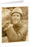 Bob Brown, Australian TT (Tourist Trophy) rider by T.M. Badger