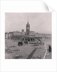 Sea terminal demolition, Douglas Pier by Manx Press Pictures