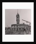 Sea terminal demolition, Douglas Pier by Manx Press Pictures