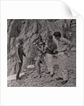 Skin divers, Port Jack by Manx Press Pictures