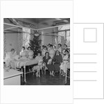 Maternity Home (The Jane, Douglas?), Christmas by Manx Press Pictures