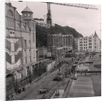 Demolition of the Palace by Manx Press Pictures